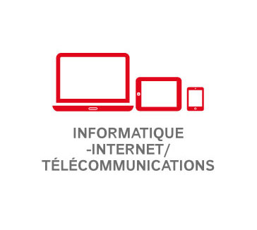 Informatique, Internet / Télécommunications