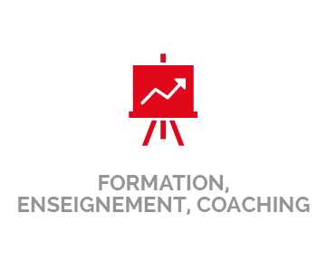 Formation, Enseignement, Coaching
