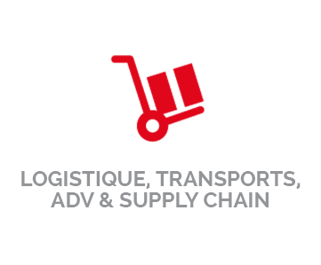 Logistique, Transports, ADV & Supply Chain