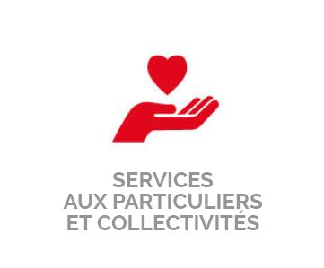 Services aux particuliers et collectivités