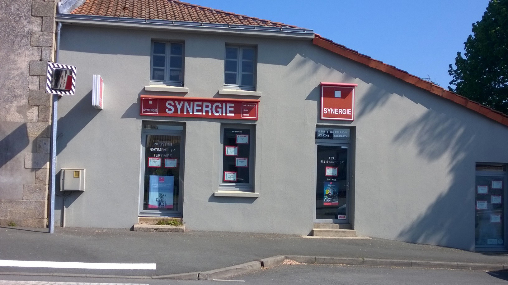 Agence Synergie Les Herbiers