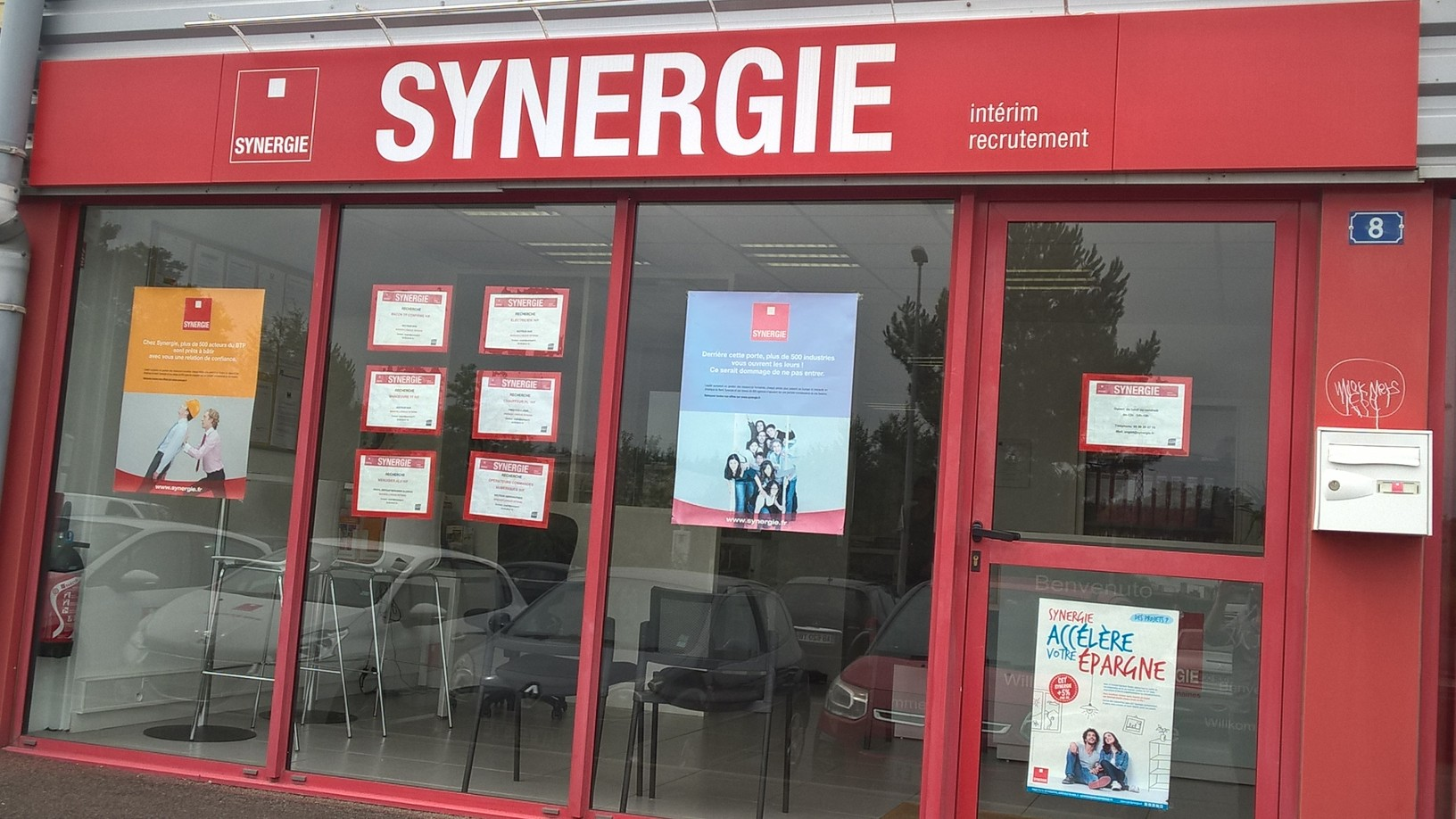 Agence interim Synergie Anglet