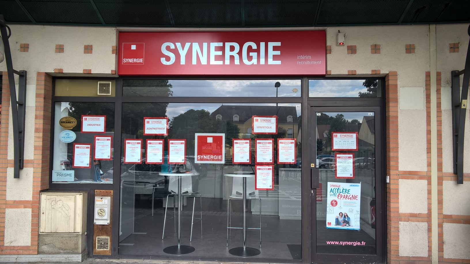 Agence Synergie Lieusaint