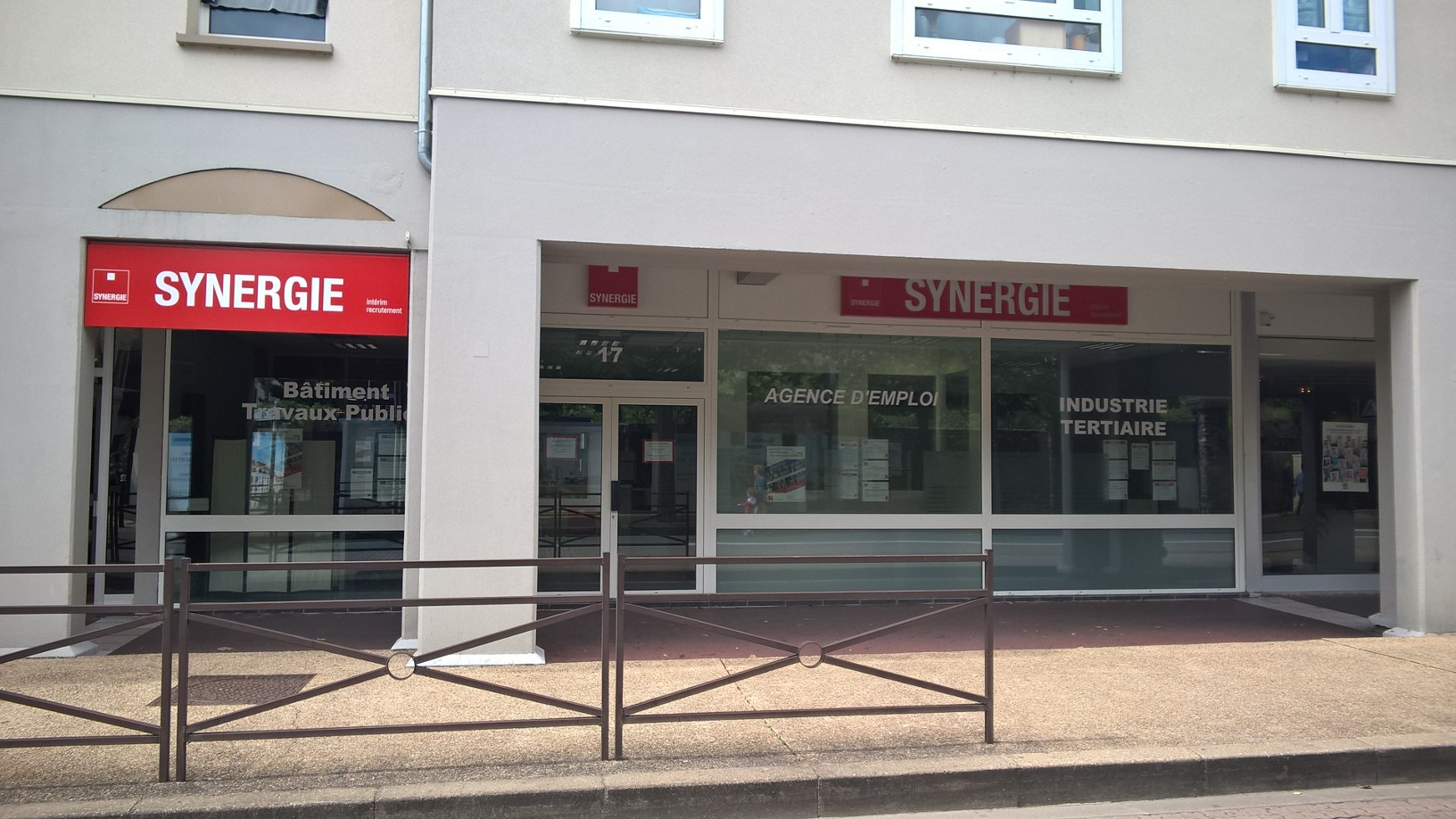 Agence d'emploi Synergie Poissy