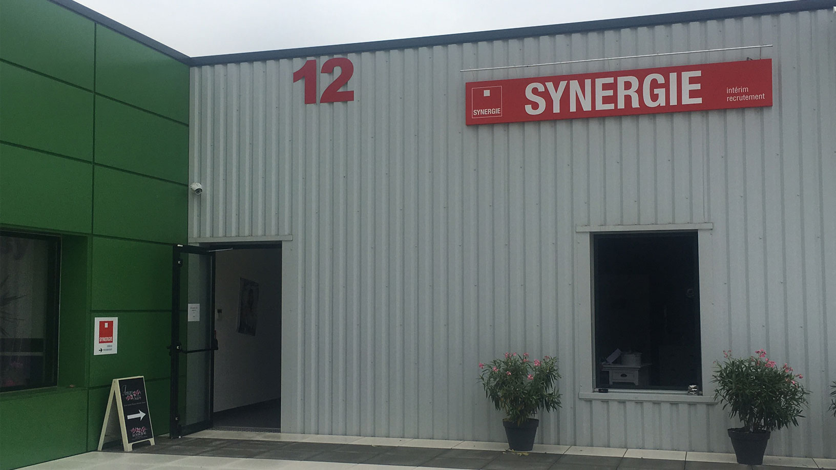 Agence interim Synergie St Quentin Fallavier