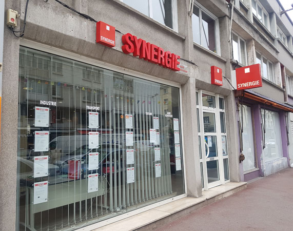 Agence Synergie Boulogne sur Mer