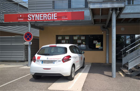 Agence Synergie Bourg en Bresse