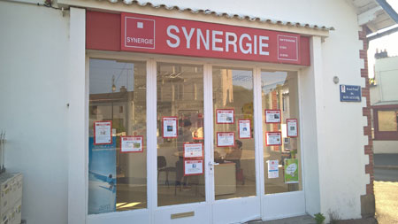 Agence interim Synergie Clisson