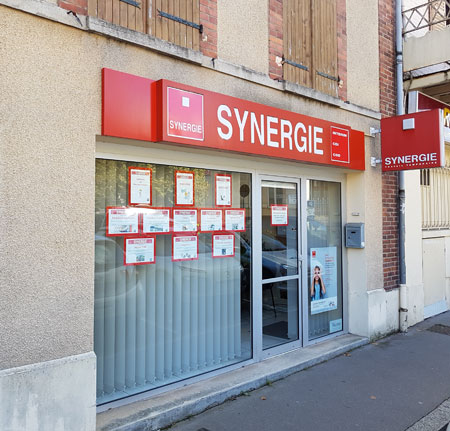 Agence interim Synergie Epernay