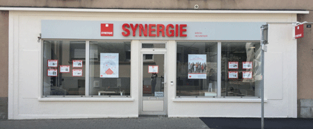 Agence interim Synergie Bressuire