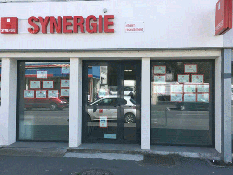 Agence intérim Synergie Poitiers