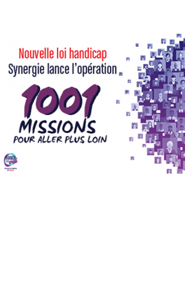 Synergie : Opération 1001 missions