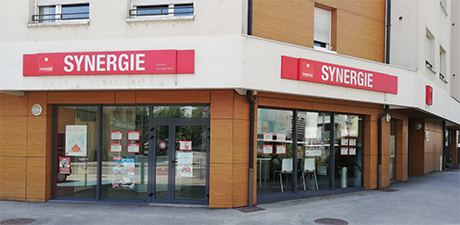 Agence interim Synergie Cran-Gevrier Annecy
