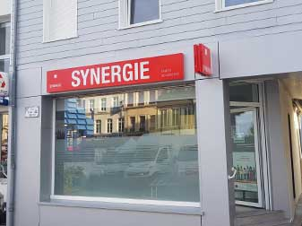 Agence d'emploi Synergie Desvres