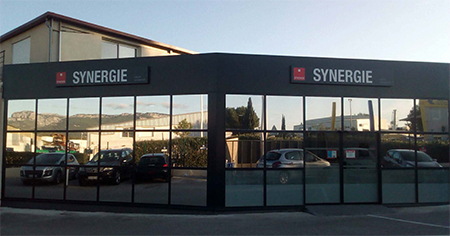 Agence interim Synergie Six Fours les Plages - Toulon
