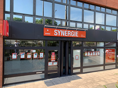 Agence interim btp Synergie Toulouse