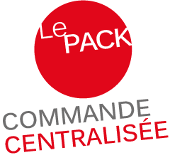 Pack Commande Centralisée Synergie