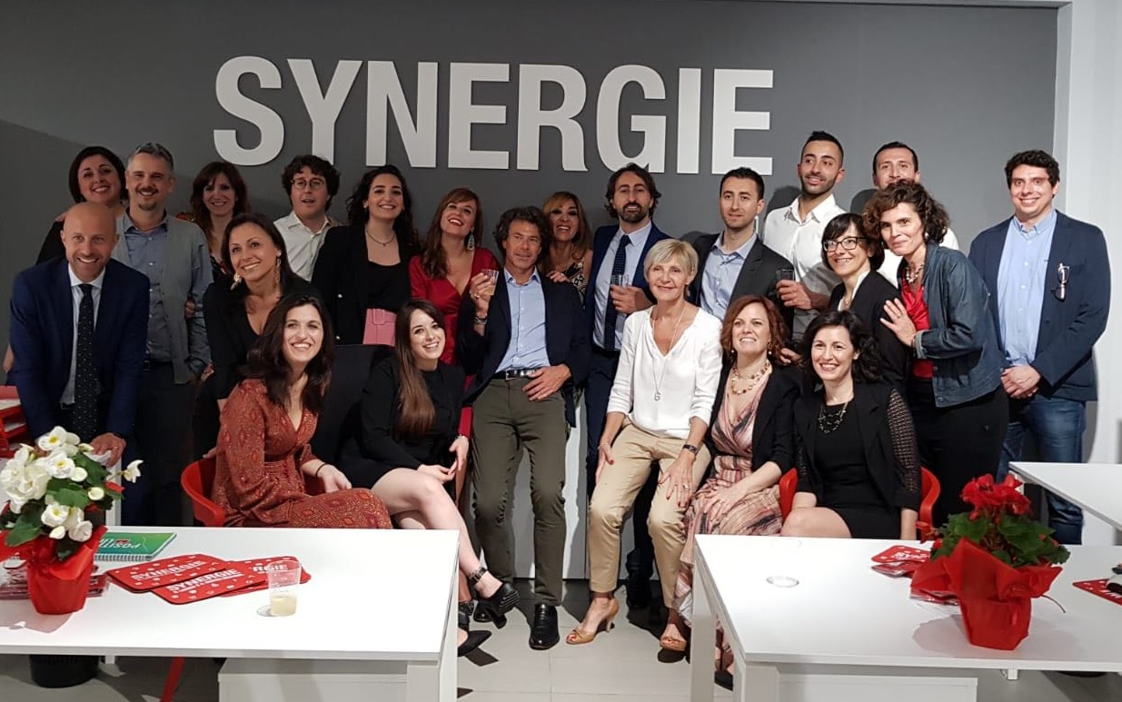 Inauguration Synergie Modena