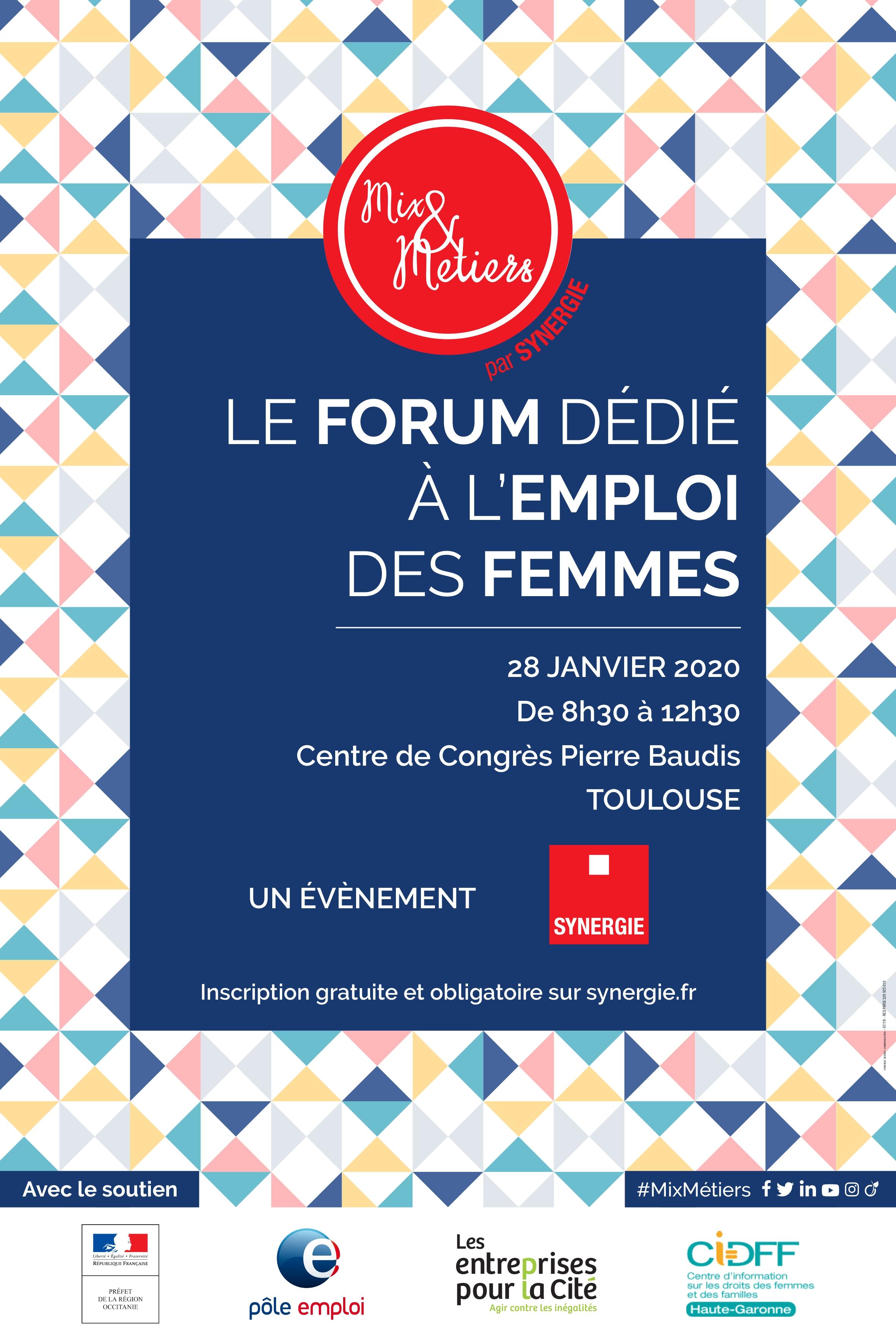 Le travail en intérim se posera à Toulouse pour un forum de recrutement