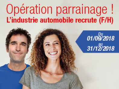 Opération parrainage : Synergie Rennes recrute