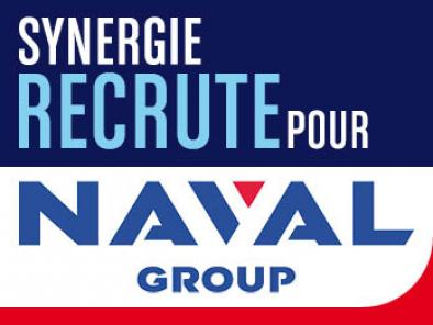 Synergie recrute pour Naval Group