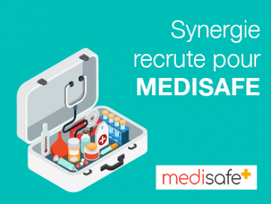 Synergie recrute pour MediSafe